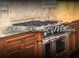 4 Errors that Can Derail Your Kitchen Remodel